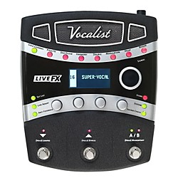 DigiTech Vocalist Live FX Vocal Effects Processor
