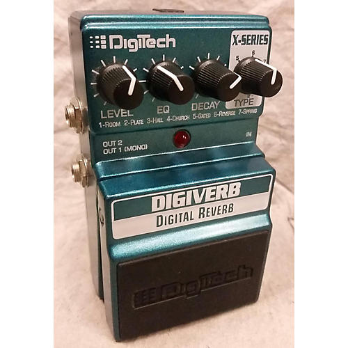 Digitech DigiVerb Effect Pedal-thumbnail