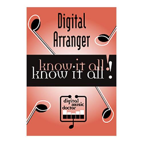 Digital Music Doctor Digital Arranger - Know It All! (Data DVD)-thumbnail