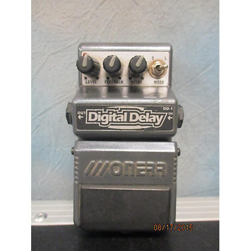 In Store Used Digital Delay Effect Pedal-thumbnail