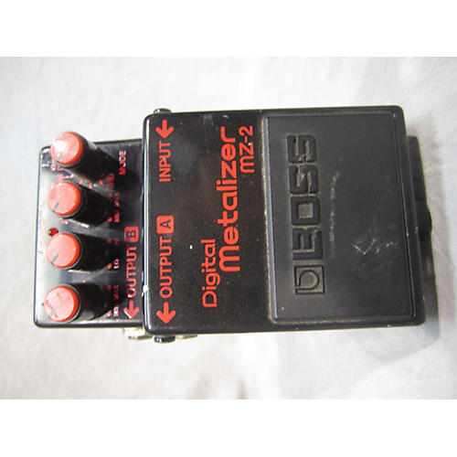 Boss Digital Metalizer Effect Pedal