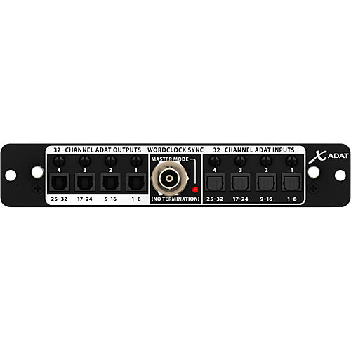 Behringer Digital Mixer Option X-ADAT-thumbnail