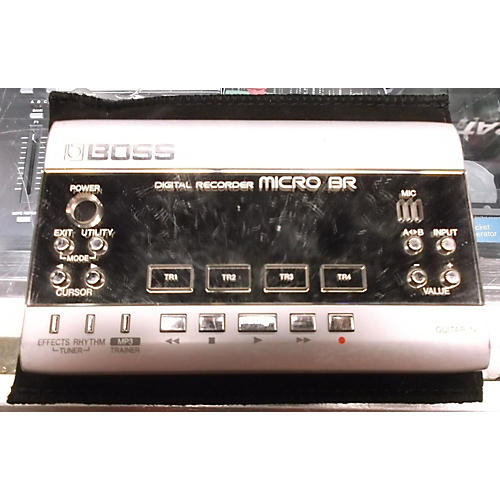 Boss Digital Recorder Br MultiTrack Recorder