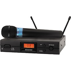 Digital Reference DR-3600 Handheld Wireless Microphone System (DR-3600)