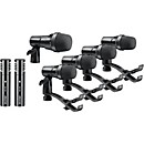 Digital Reference DRDK7 7-Piece Drum Mic Kit (DRDK7)
