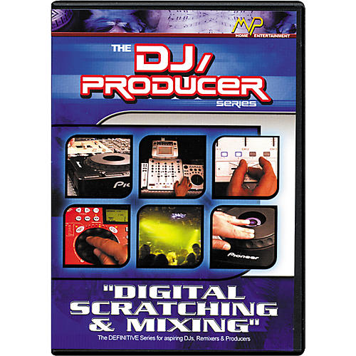 MVP Digital Scratching and Mixing DVD