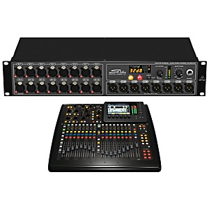 Behringer Digital Snake and Compact Mixer Package by Behringer