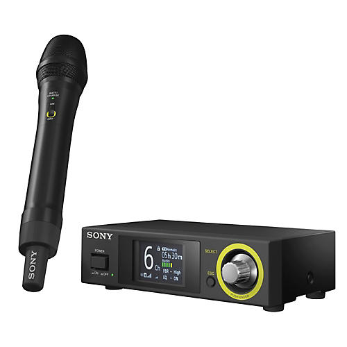 Sony Digital Wireless Advanced Handheld Package