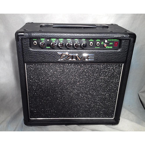 Dime Amplification Dime Blacktooth 20W 1x10 Guitar Combo Amp-thumbnail