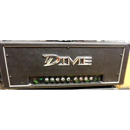 Dime Amplification Dimebag D100 120W Solid State Guitar Amp Head-thumbnail