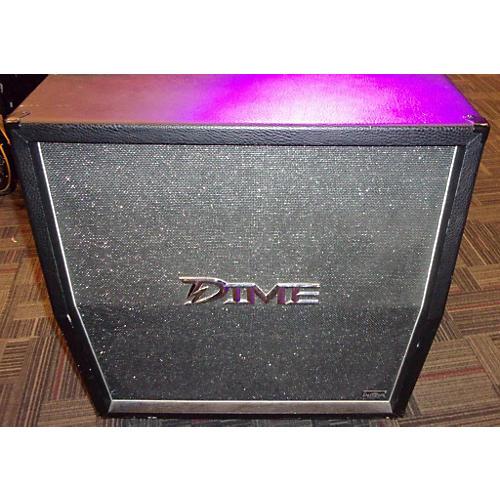 Dime Amplification Dimebag D412 300W 4x12 Guitar Cabinet-thumbnail