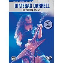 Alfred Dimebag Darrell - Riffer Madness DVD