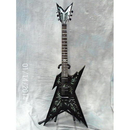 Dean Dimebag Razorback Floyd Rose Solid Body Electric Guitar-thumbnail