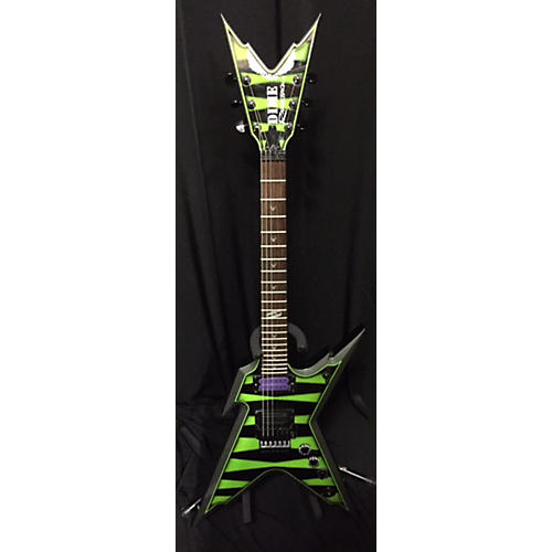 Dean Dimebag Razorback Floyd Rose Solid Body Electric Guitar