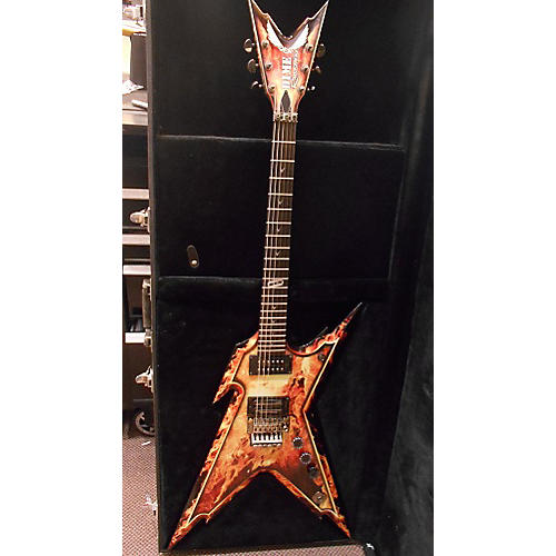 Dean Dimebag Razorback Solid Body Electric Guitar