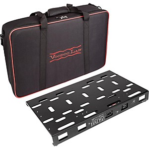 Voodoo Lab Dingbat Medium Pedalboard Power Package with Pedal Power 2 PLUS by Voodoo Lab