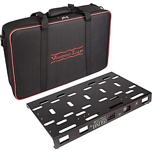 Voodoo Lab Dingbat Medium Pedalboard Power Package with Pedal Power 4x4 by Voodoo Lab