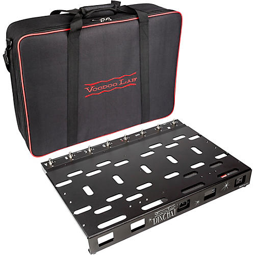 Voodoo Lab Dingbat PX Pedalboard Power Package with Pedal Power MONDO and PX-8 PLUS-thumbnail