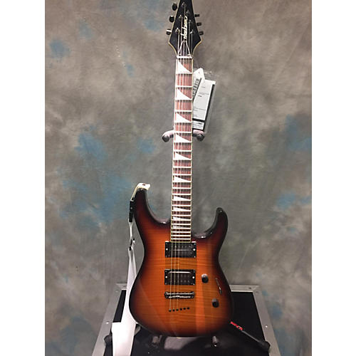 Jackson Dinky Soloist Solid Body Electric Guitar-thumbnail