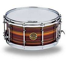 Ddrum Dios Maple Striped Lacquer Snare Drum