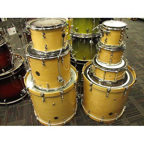 Ddrum Dios Series Drum Kit Natural