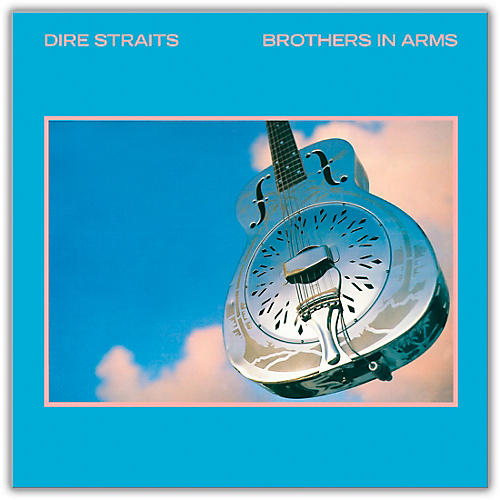 WEA Dire Straits - Brothers in Arms Vinyl LP-thumbnail