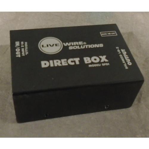 Livewire Direct Box Audio Convertor