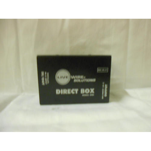 Livewire Direct Box Power Conditioner