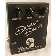 Barber Electronics Direct Drive Effect Pedal
