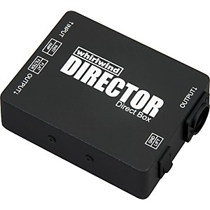 Whirlwind Director Deluxe Direct Box by Whirlwind