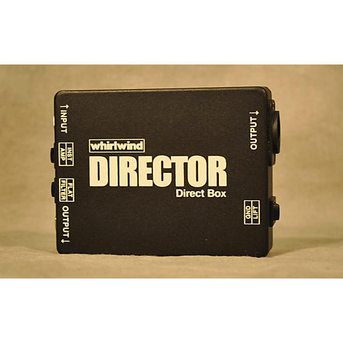 Whirlwind Director Direct Box Audio Interface