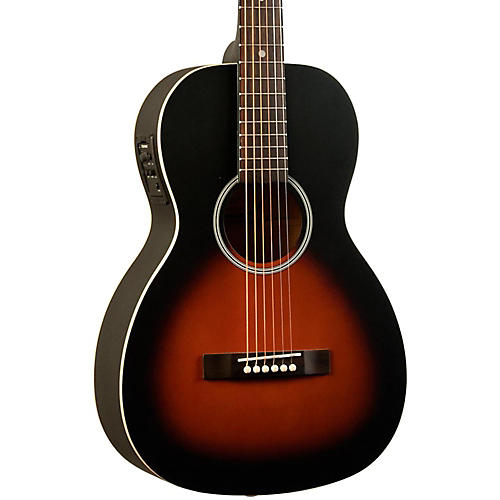 Recording King Dirty 30's RPH-05-FE4 Single 0 Acoustic-Electric Guitar-thumbnail