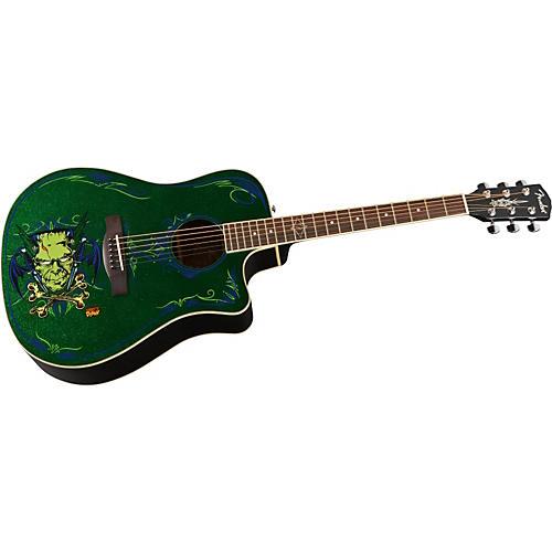 Fender Dirty Donny Franken-Bucket Acoustic-Electric Guitar-thumbnail