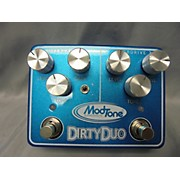Modtone Dirty Duo Effect Pedal