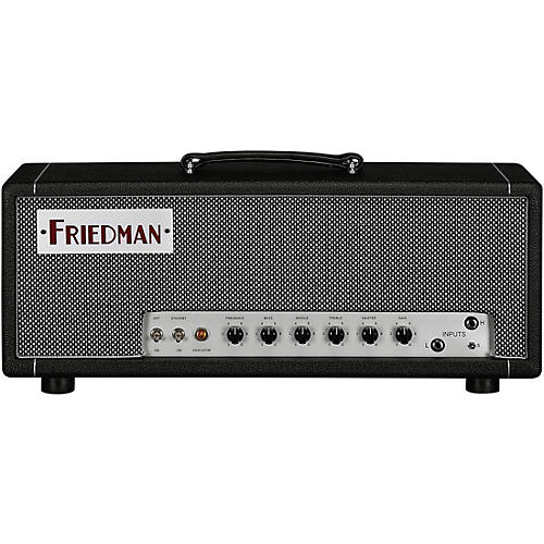Friedman Dirty Shirley 40W Tube Guitar Head Black