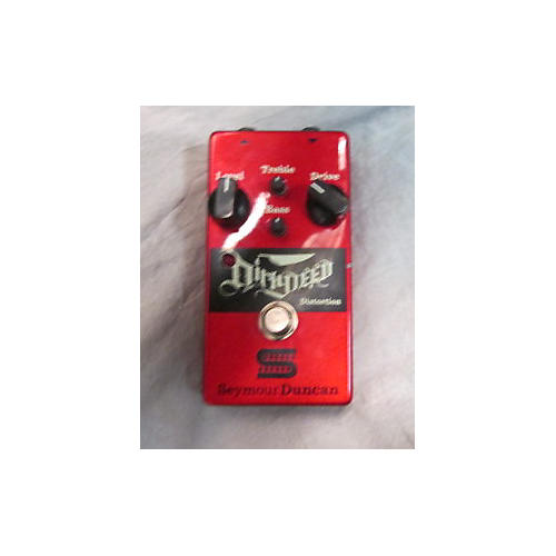 Seymour Duncan DirtyDeed Distortion Effect Pedal-thumbnail