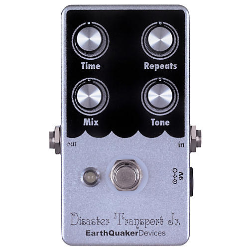Earthquaker Devices Disaster Transport JR Delay Guitar Effects Pedal-thumbnail
