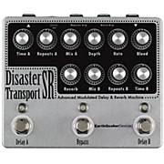 Earthquaker Devices Disaster Transport SR Advanced  Modulated Delay & Reverb Guitar Effects Pedal