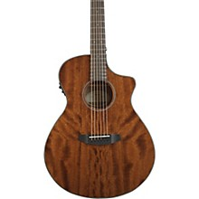 Breedlove Discover Concert with Sapele Top Acoustic-Electric Guitar