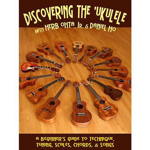 Alfred Discovering the 'Ukulele Book-thumbnail