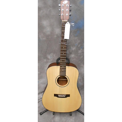 Bedell Discovery BDD18M Dreadnought Acoustic Guitar Natural