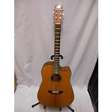 Bedell Discovery BDDCE18M Dreadnaught Cutaway Acoustic Electric Guitar