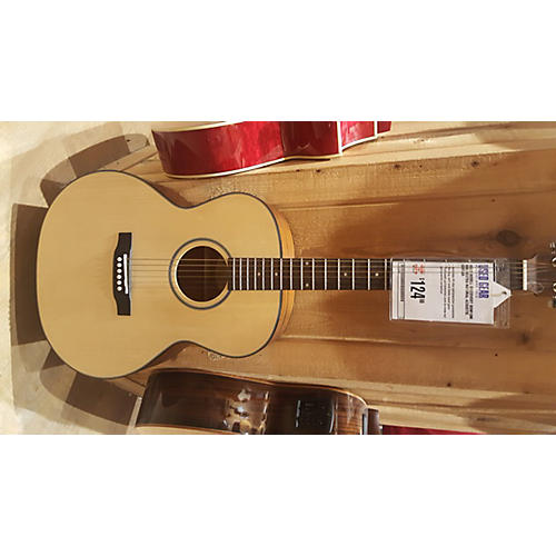 Bedell Discovery BDM18M Orchestra Acoustic Guitar-thumbnail