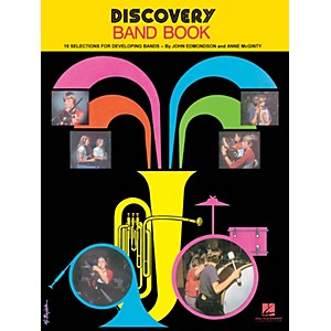 Hal Leonard Discovery Band Book #1 1st Cornet/Trumpet Concert Band Compos... by Hal Leonard