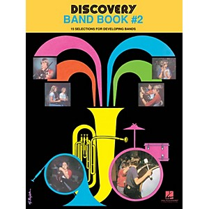Hal Leonard Discovery Band Book #2 Auxiliary Percussion Concert Band Leve...