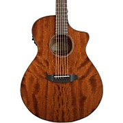 Breedlove Discovery Concert CE 6-String Mahogany Acoustic Electric Guitar