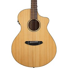 Breedlove Discovery Concert Cutaway Acoustic-Electric Guitar Level 1 Natural