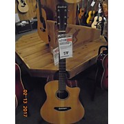 Breedlove Discovery Dreanought Cutaway Acoustic Electric Guitar