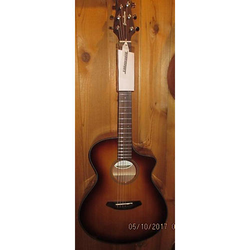 Breedlove Discovery Dreanought Cutaway Acoustic Electric Guitar-thumbnail