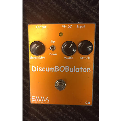 Emma Electronic Discumbobulator Envelope Filter Effect Pedal-thumbnail
